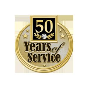 50 years celebrating